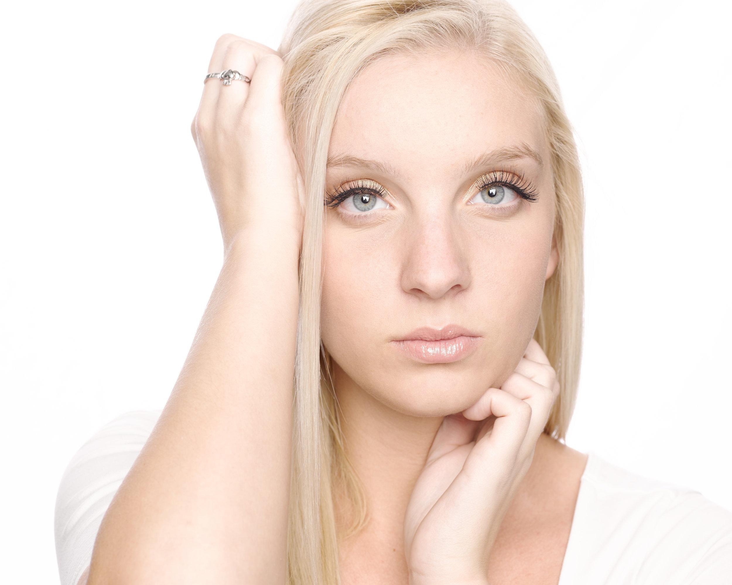 Highkey Beauty Portrait