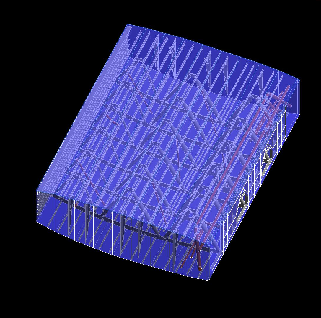 Structural 3D Model and 3D Modeling