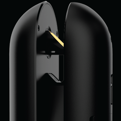 The Leica BLK360 is small, but brings significant quality to your point cloud data.