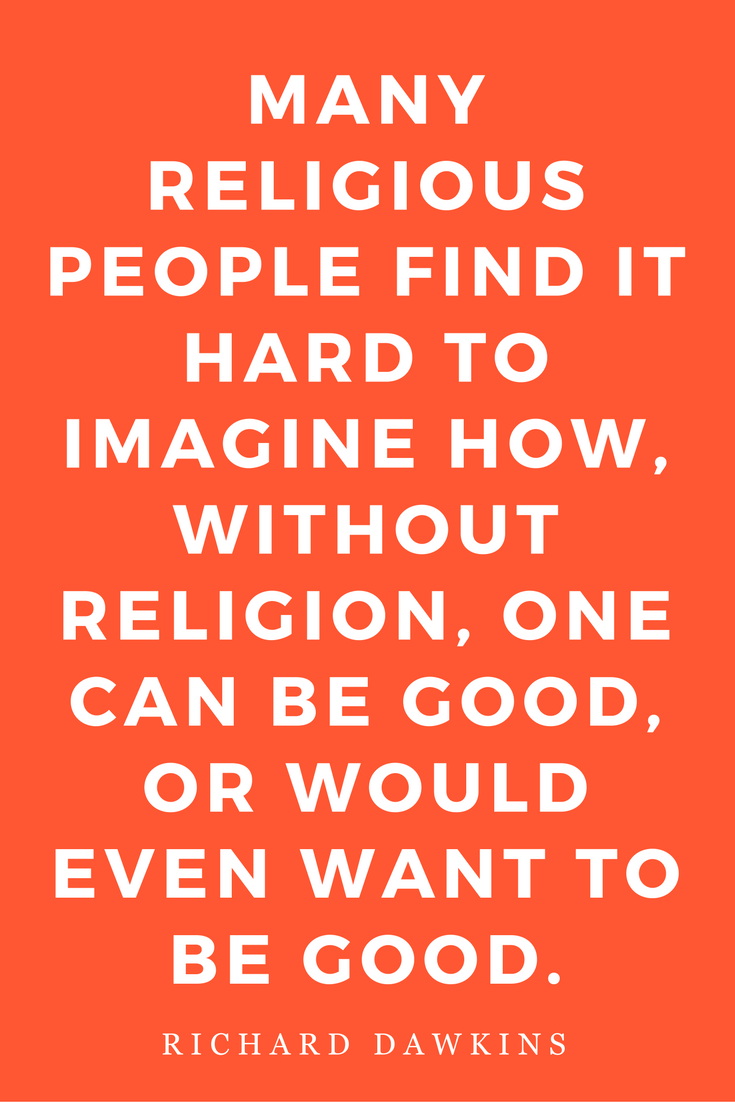 The God Delusion by Richard Dawkins Science Religion Philosophy Quotes