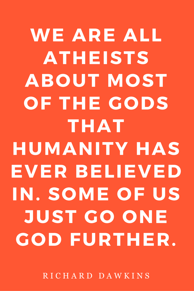 The God Delusion by Richard Dawkins Science Religion Philosophy Quotes Humanity