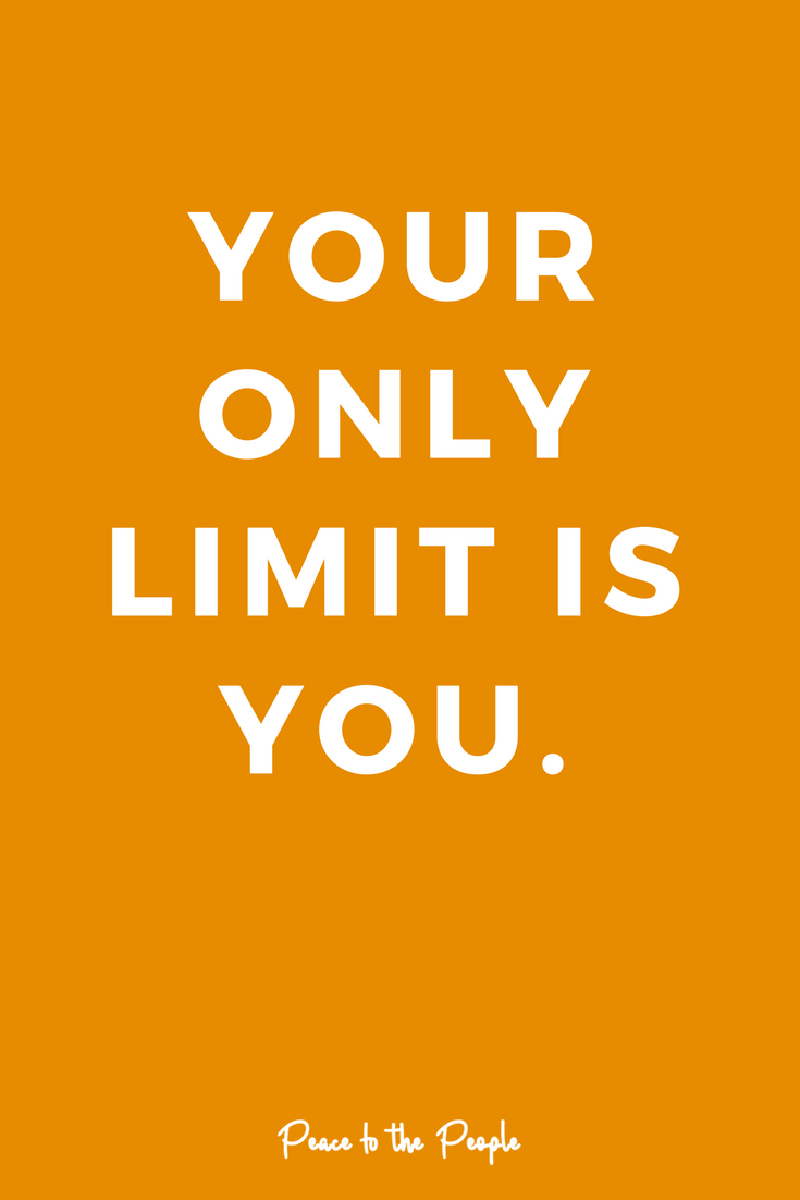 Mantras Quotes Limit Strength