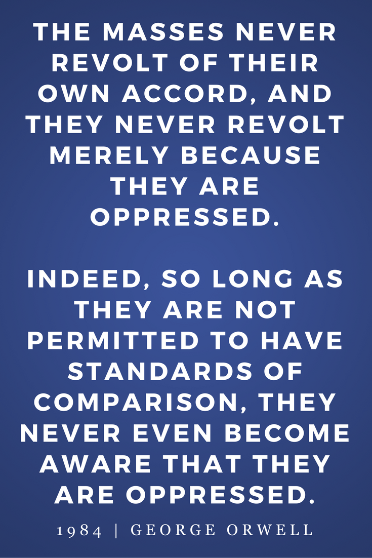 1984 by George Orwell, Quotes, Books, Inspiration, Revolt