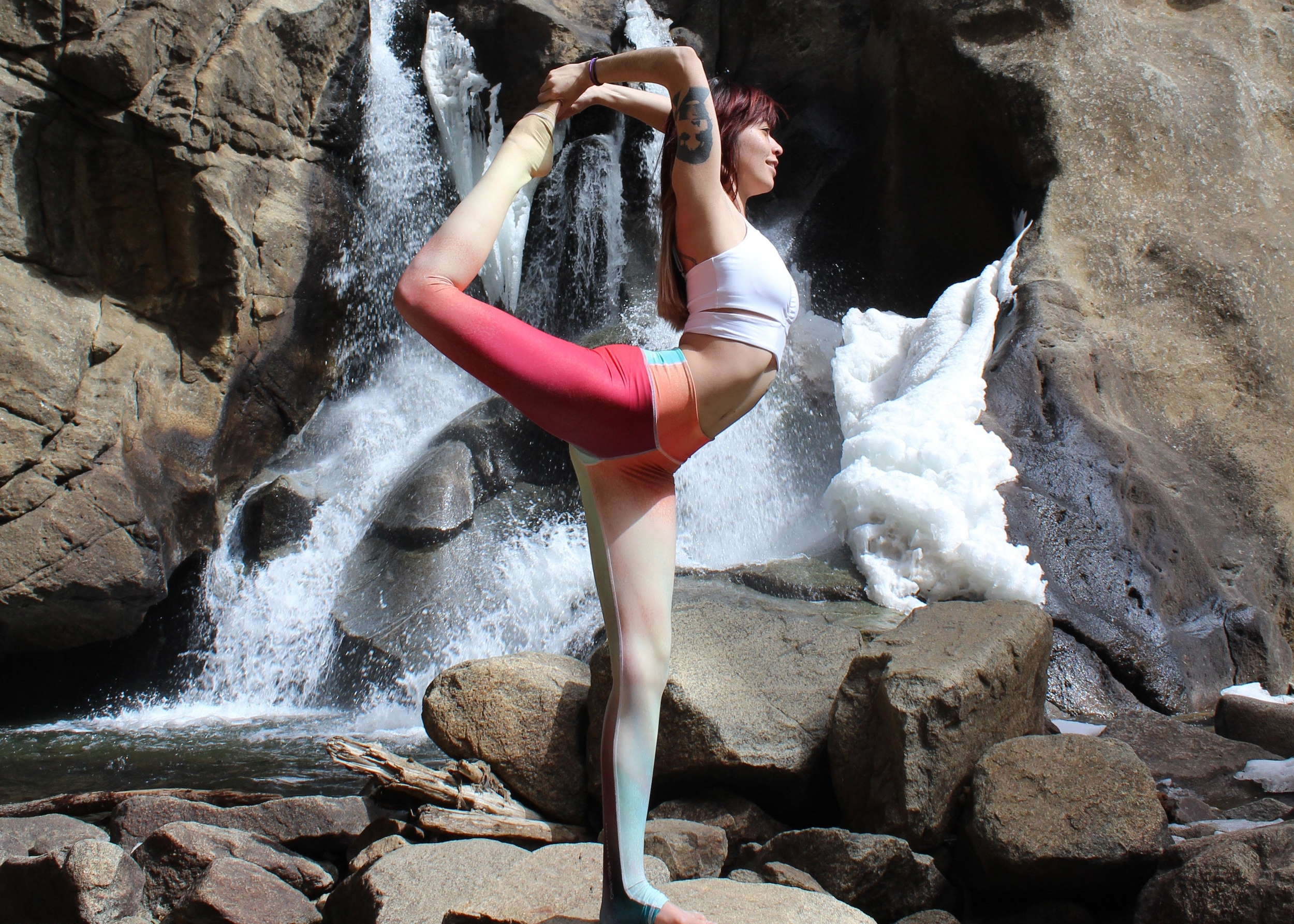 Milena Azevedo Colorado Yoga Nature