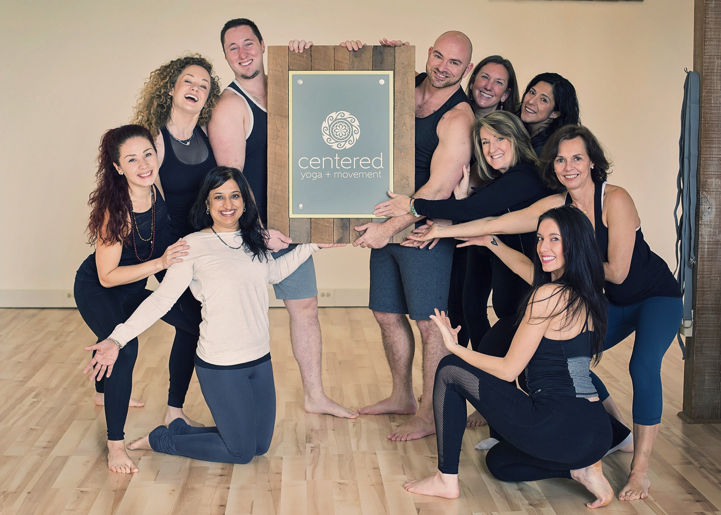 An Interview with Shoma Jha, Owner of Centered Yoga + Movement in Worthington, Ohio