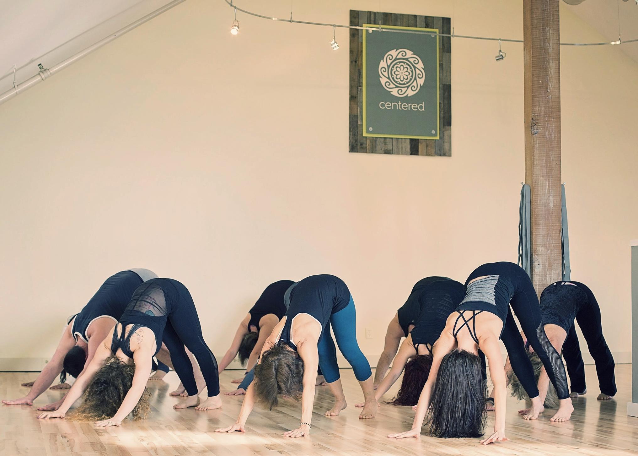 Centered Yoga + Movement, Worthington, Columbus, Ohio