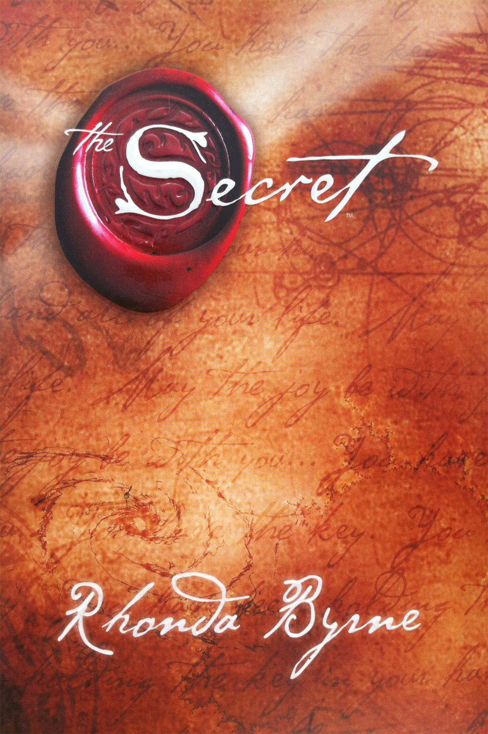 The Secret by Rhonda Bryne The Law of Attraction Inspiration Books.jpg