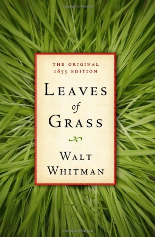 Leaves of Grass by Walt Whitman Poetry Books Beauty Poems American Culture Peace to the People Muse.jpg