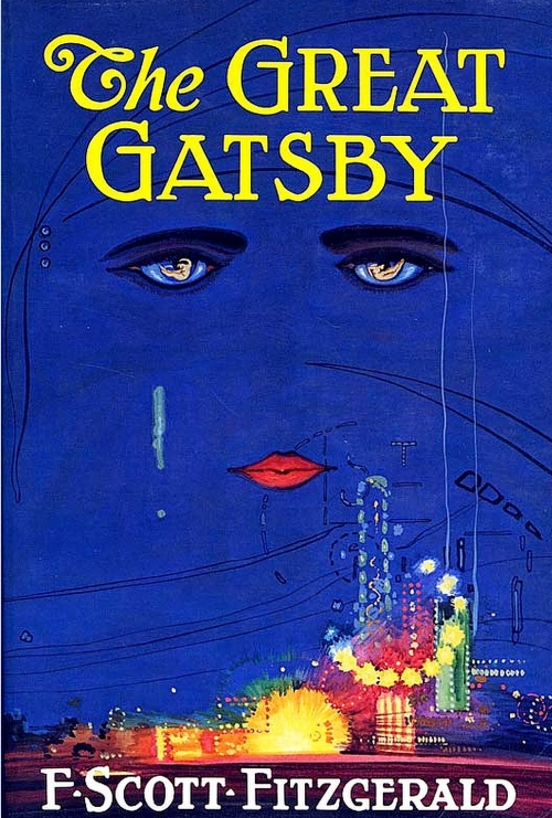 The Great Gatsby by F Scott Fitzgerald Novels American Culture a Blog About Books