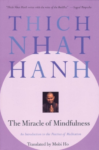 The Miracle of Mindfulness by Thich Nhat Hanh Inspiration Beauty Present Moment Meditation.jpg