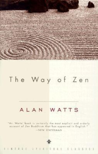The Way of Zen by Alan Watts Spirituality Inspiration Books Blog.jpeg