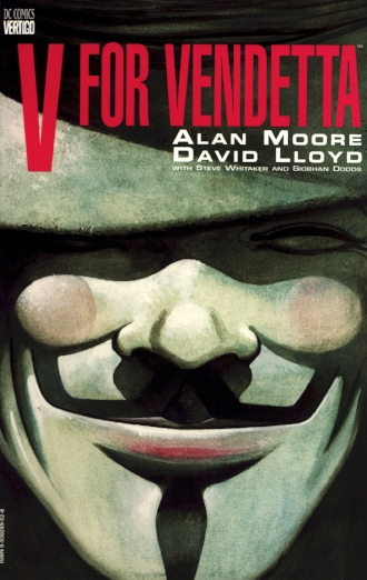 V for Vendetta by Alan Moore and David Lloyd Books Inspiration Political Intense Blogs.jpg