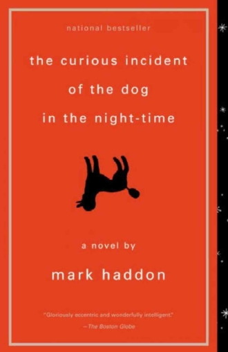 The Curious Incident of the Dog in the Night-Time a Novel by Mark Haddon Cute Book.jpg