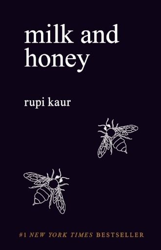 Milk and Honey by Rupi Kaur New York Times Bestseller Book Beauty.jpg