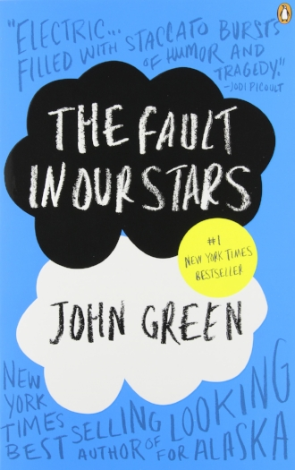 The Fault in Our Stars by John Green New York Times Bestseller Book Novel Author.jpg