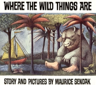 Where The Wild Things Are Story and Pictures by Maurice Sendak Childrens Books Kids Inspiration.jpg