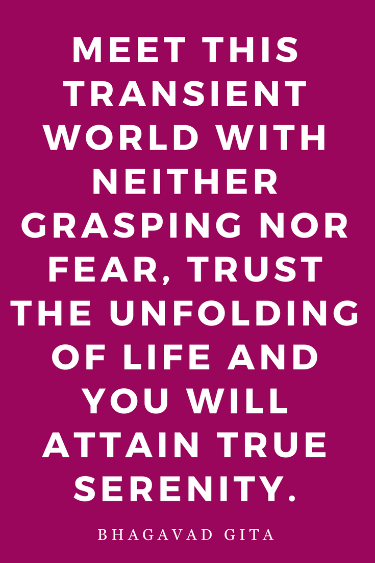 Bhagavad Gita, Serenity, Transient, Inspiration, Quotes, Books.png