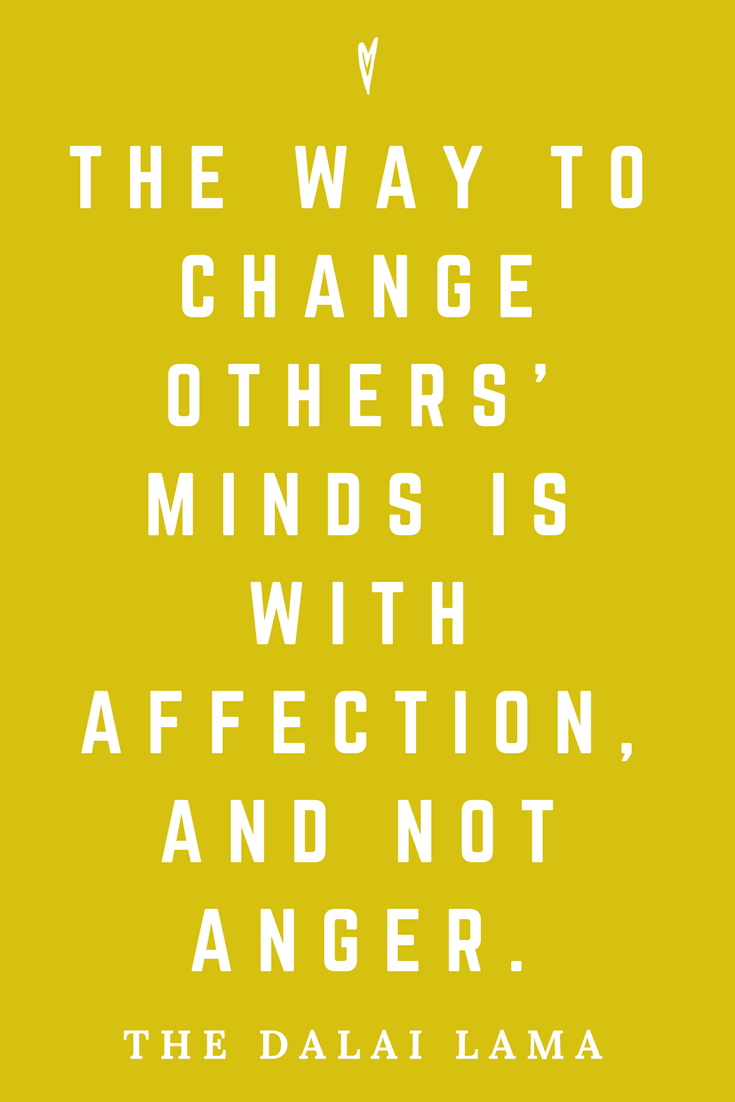 The Dalai Lama • Top 25 Quotes • Peace to the People • Spirituality • Society • Motivation • Wisdom • Inspiration • Change.png
