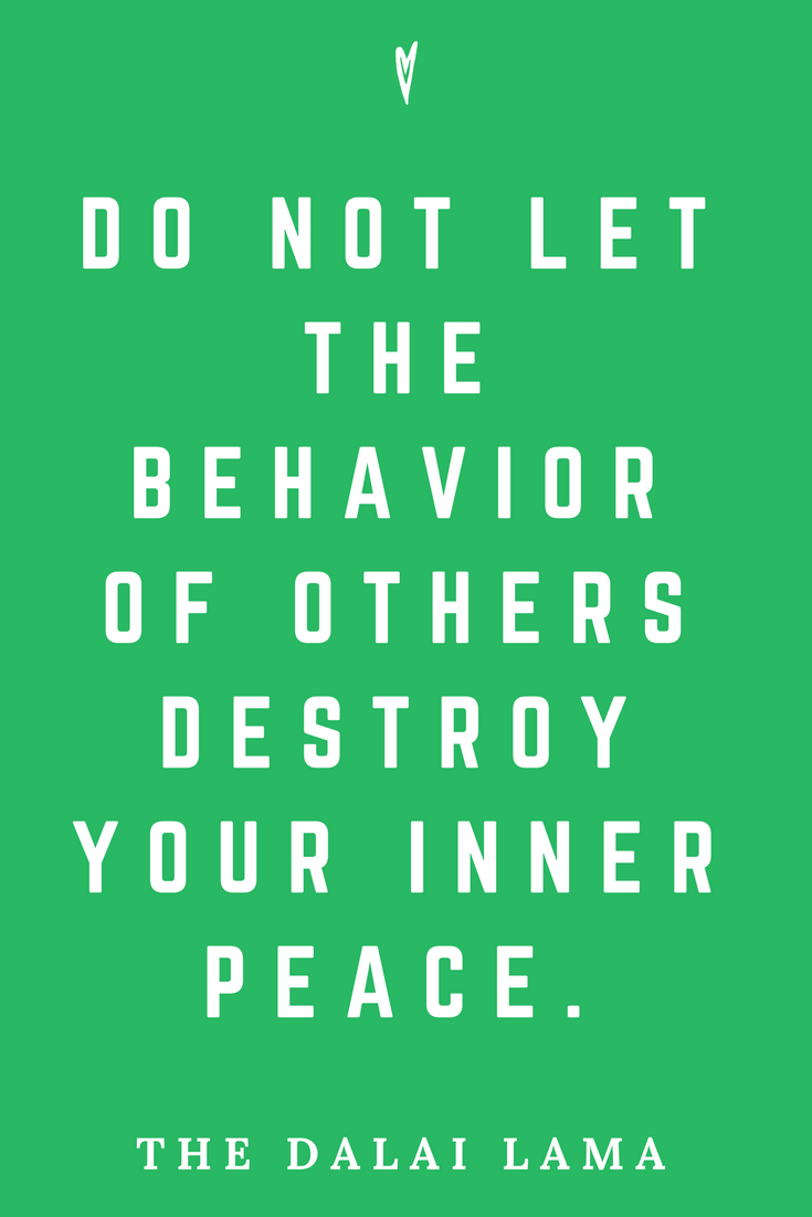 The Dalai Lama • Top 25 Quotes • Peace to the People • Spirituality • Society • Motivation • Wisdom • Inspiration • Inner Peace.png