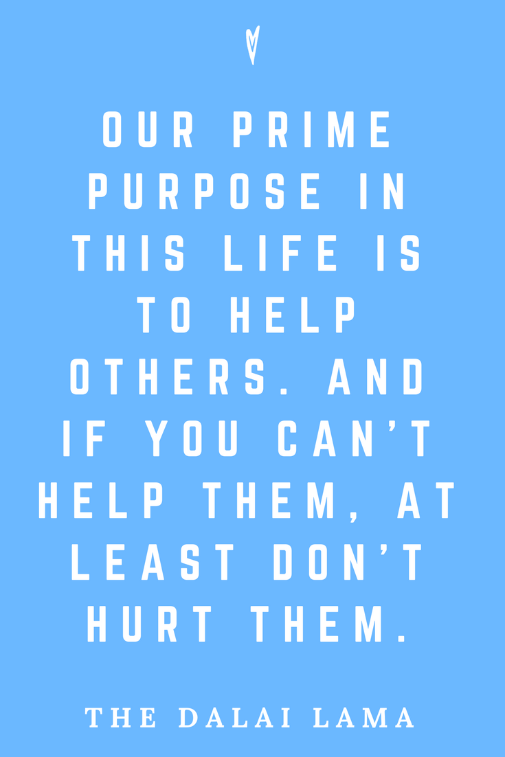 The Dalai Lama • Top 25 Quotes • Peace to the People • Spirituality • Society • Motivation • Wisdom • Inspiration • Help People.png