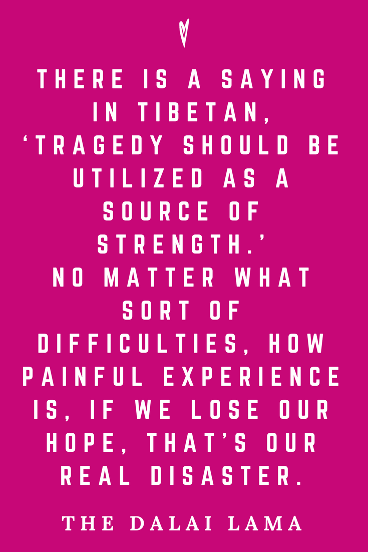 The Dalai Lama • Top 25 Quotes • Peace to the People • Spirituality • Society • Motivation • Wisdom • Inspiration • Tragedy.png