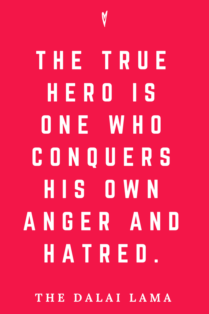 The Dalai Lama • Top 25 Quotes • Peace to the People • Spirituality • Society • Motivation • Wisdom • Inspiration • Hero.png