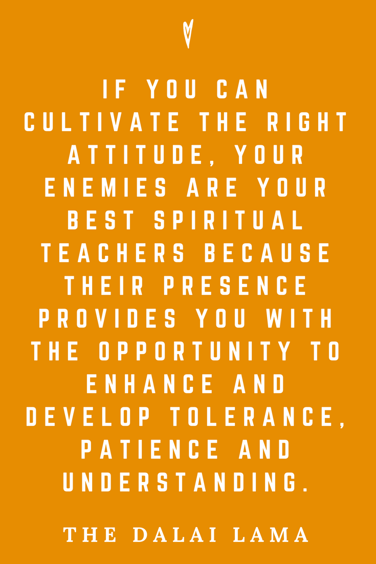 The Dalai Lama • Top 25 Quotes • Peace to the People • Spirituality • Society • Motivation • Wisdom • Inspiration • Enemy.png