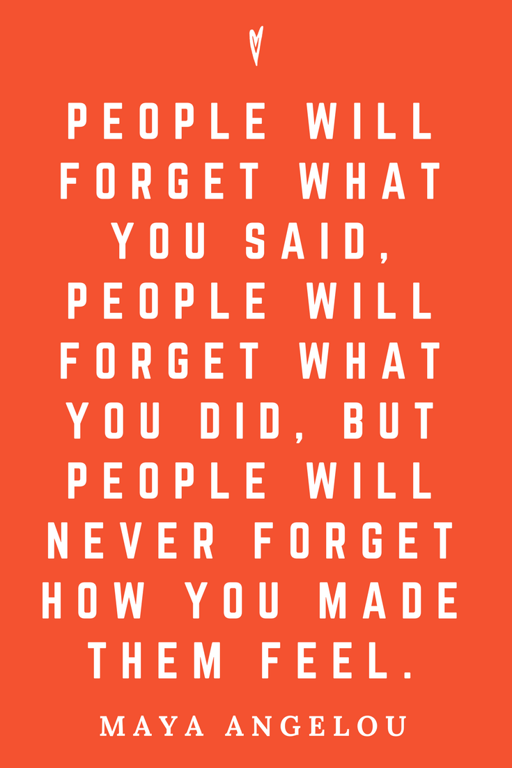 Top 25 Maya Angelou Quotes — Peace to the People ♥ A Hub of ...