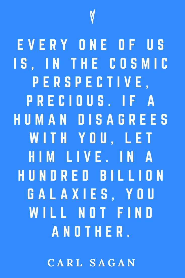 Top 25 Carl Sagan Quotes • Peace to the People • Pinterest • Mindfulness, Motivation, Wisdom • Cosmic Galaxies.png
