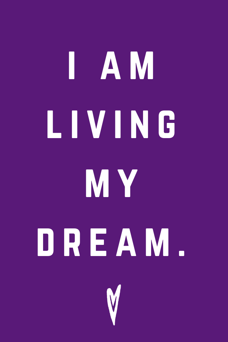 Positive Affirmations ♥ Meditation ♥ Mantras ♥ Wellness ♥ Peace to the People ♥ Joy ♥ Mindfulness ♥ Living My Dream.png