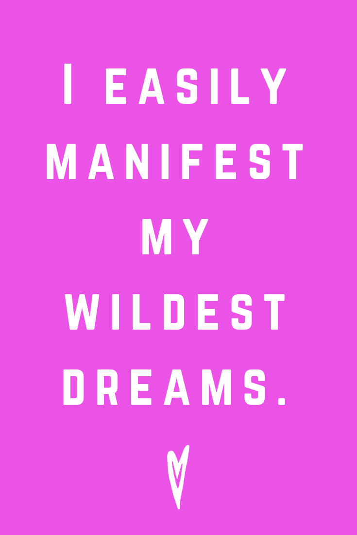 Positive Affirmations ♥ Meditation ♥ Mantras ♥ Wellness ♥ Peace to the People ♥ Joy ♥ Mindfulness ♥  Manifest my Wildest Dreams.png