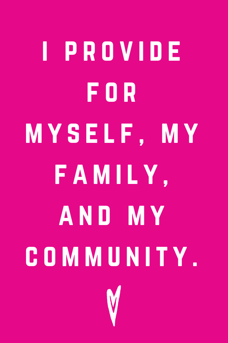 Positive Affirmations ♥ Meditation ♥ Mantras ♥ Wellness ♥ Peace to the People ♥ Joy ♥ Mindfulness ♥ Provide for Myself My Family My Community