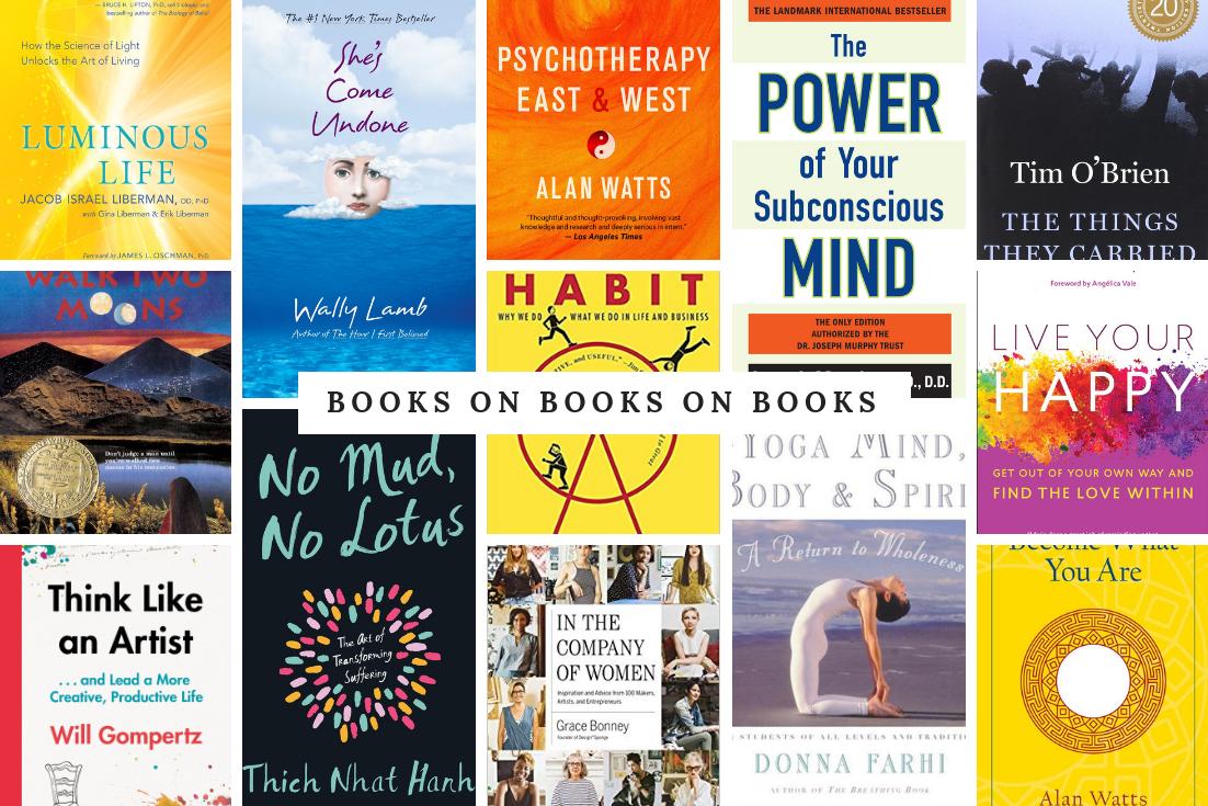 Peace to the People • Yoga • Meditation • Mindfulness • Blog • Wellness • Books