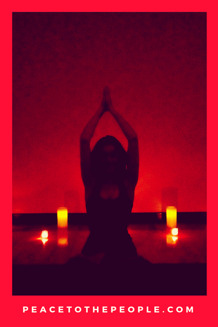 Columbus Ohio Private Yoga and Meditation Sessions • Arena District Athletic Club • Peace to the People • Meditation