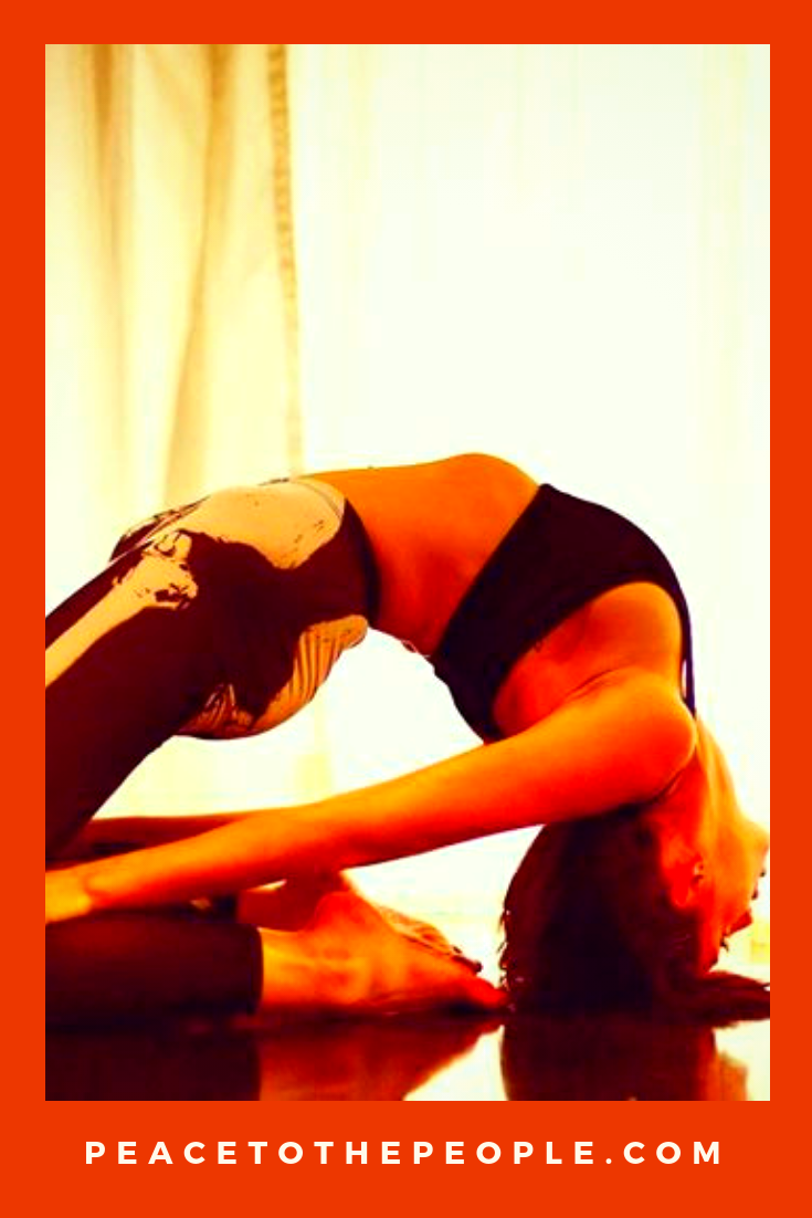 Columbus Ohio Private Yoga and Meditation Sessions • Arena District Athletic Club • Peace to the People • Vinyasa Yoga