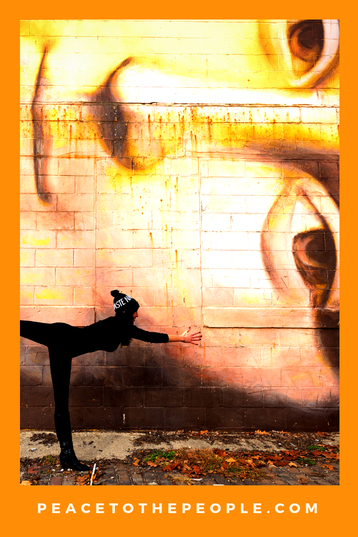 Columbus Ohio Private Yoga and Meditation Sessions • Arena District Athletic Club • Peace to the People • Central Ohio