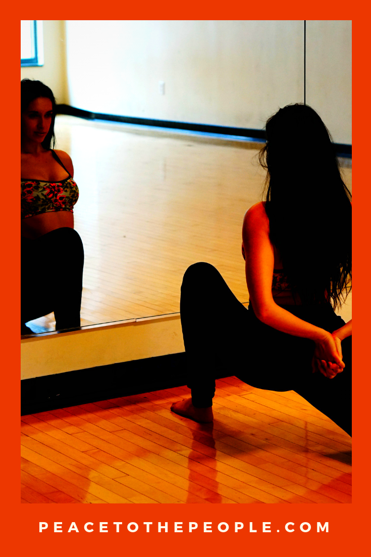 Columbus Ohio Private Yoga and Meditation Sessions • Arena District Athletic Club • Peace to the People • Yin Yoga