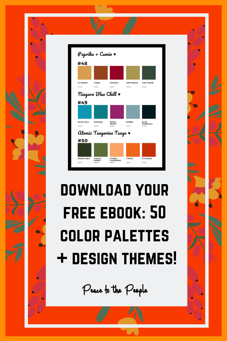 Peace to the People • Digital Marketing • Free Download • Color Palettes • Color Themes (4).png