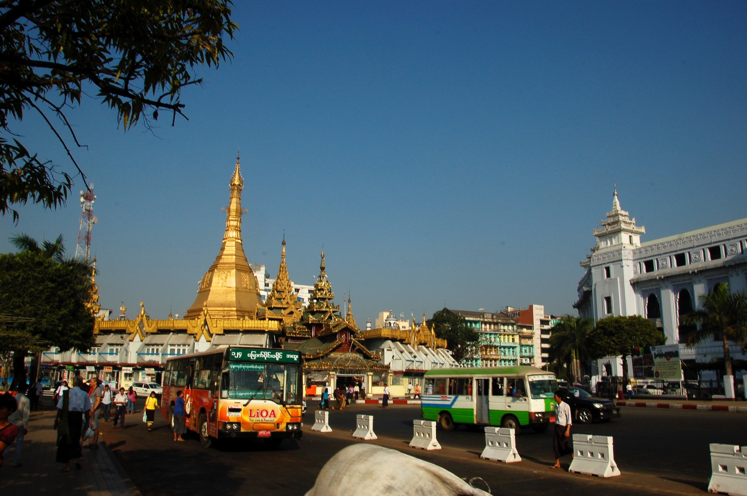 City Square, Yangon