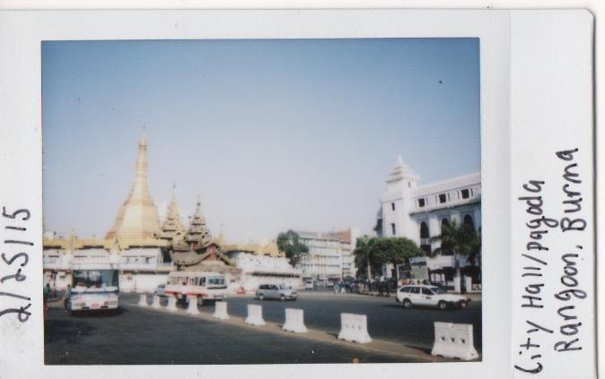 Old Capital Building, Yangon