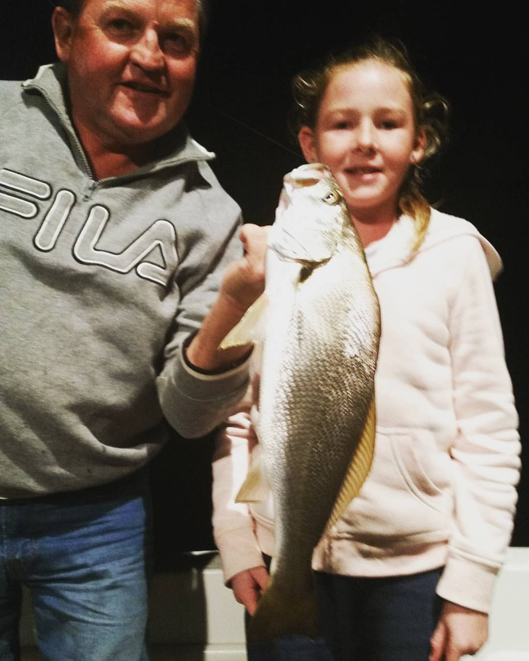 Long weekend fishing   Bantry bay with the kids