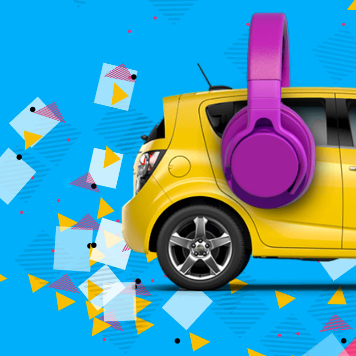 Chevy Small Cars app