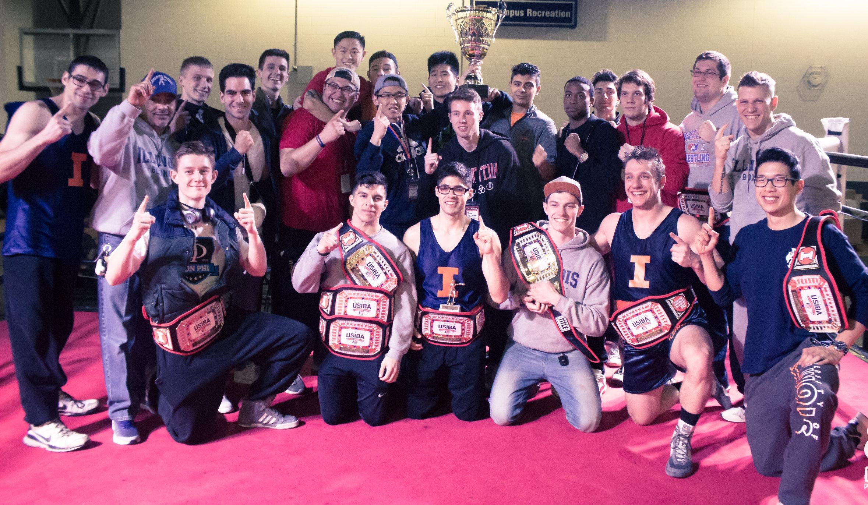 2018 Men's ChampionsUniversity of Illinois -