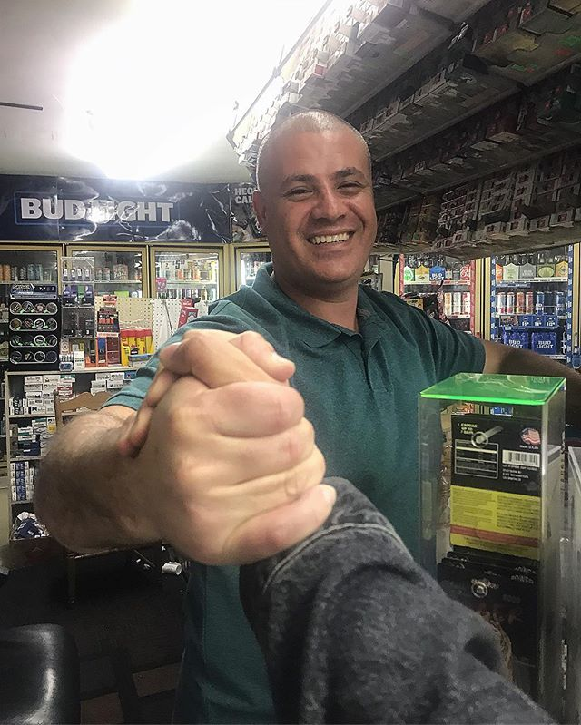 Nothing but respect for the legend himself ! It's the end of a era now that Willy has worked his last day at Hi Crest liquor. My go to spot for therapy and snacks . Willy was the guy to ask you why are drinking instead of what are you drinking. Blowing money on scratchers and just venting to him on random occasions. I Can't wait for his next move and I wish him nothing but success! #gardengrove #hicrestliquor #gardngrovelegend #mybodega #liquorstoreblues
