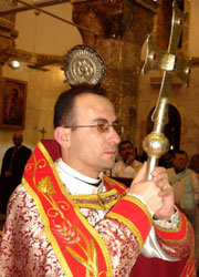 Reverend Father Andrwos Habash  Past Parochial Vicar of Jesus Sacred Heart Church  2010 - 2015