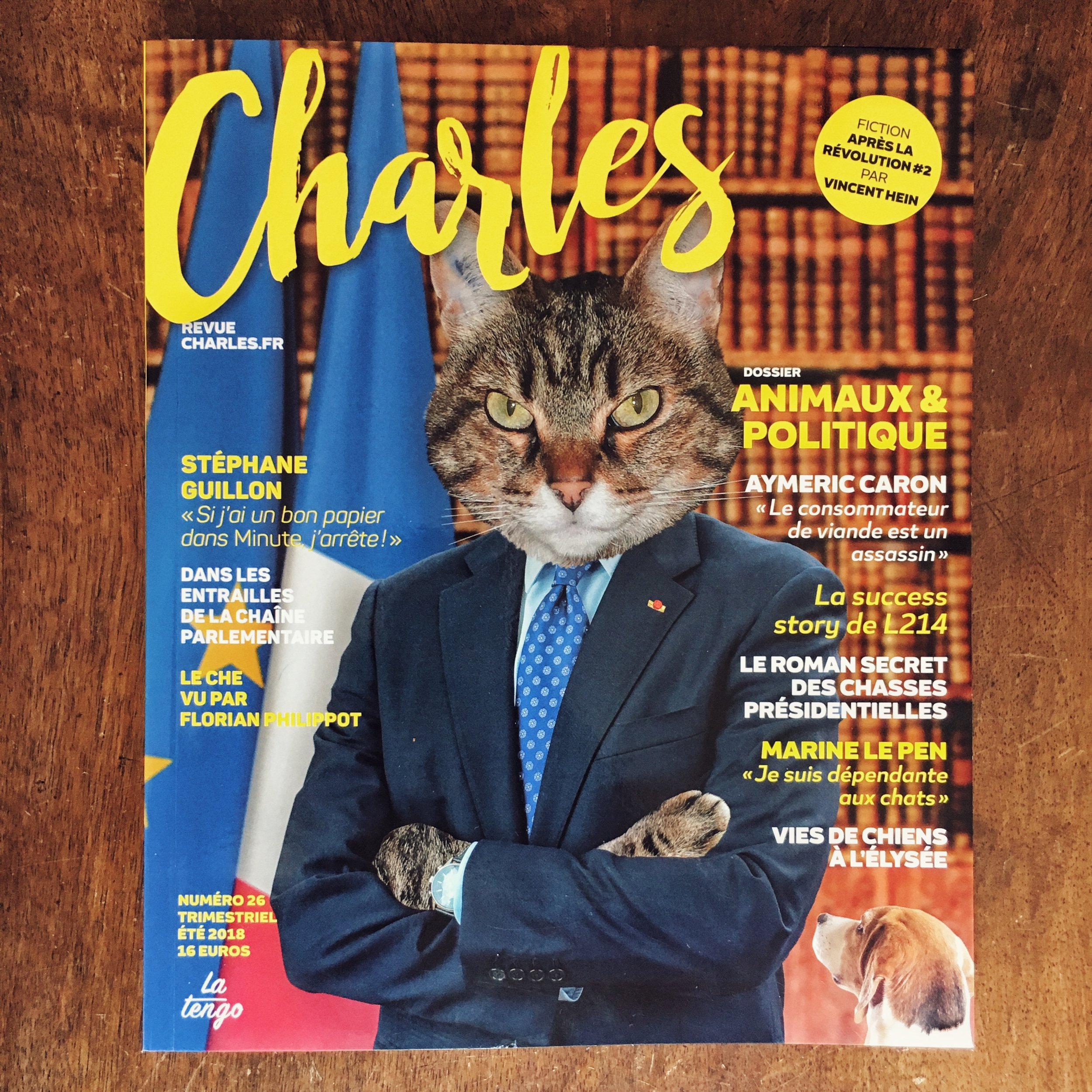 Charles (été 2018)