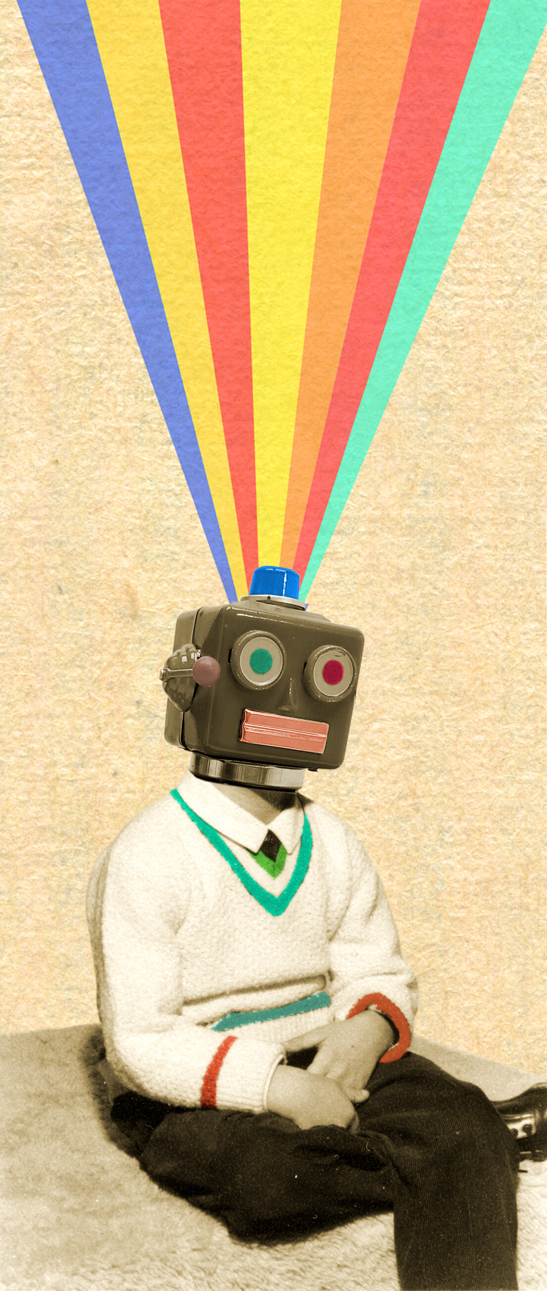 """Robot rêveur"""