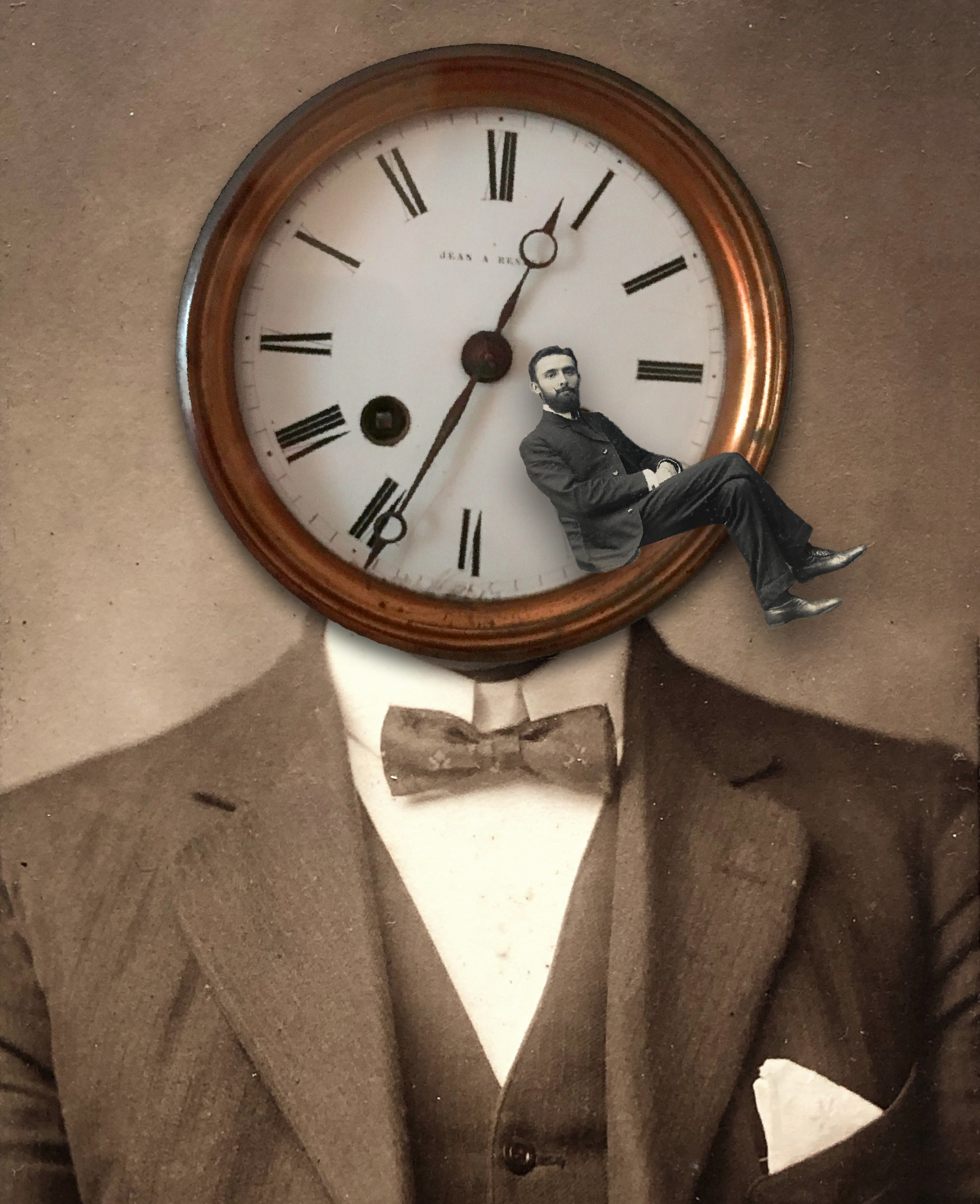 """""""L'heure c'est leurre"""""""