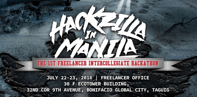 Hackzilla in Manila: Hackathon for Disaster Response Management - Freelancer.com kicks off the largest inter-collegiate hackathon for disaster response management dubbed as Hackzilla in Manila.
