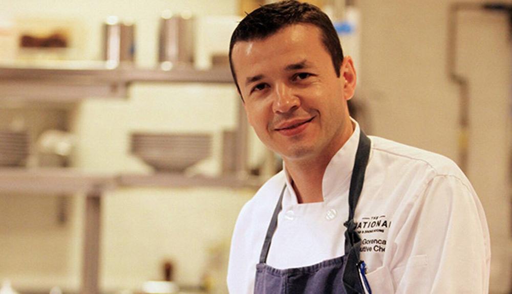 Executive Chef Rezart Gorencavic